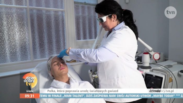 Dr Gabriela Breaks Through Polish Tv