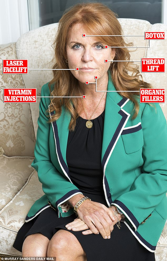 Duchess Of York And Dr Gabriela In Daily Mail 2