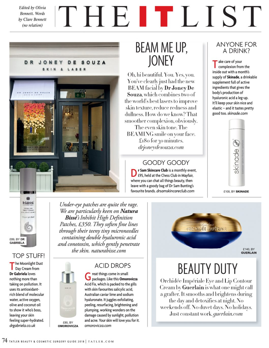 Moonlight Dust Daily Cream In Tatler2