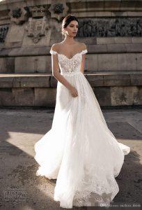 Berta Bridal 2018 Bohemian Wedding Dresses 204x300 1